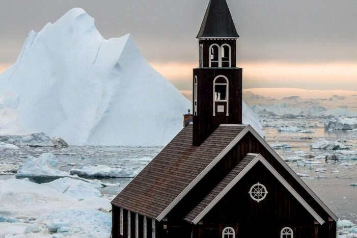 5 Fantastiske Dage | Ilulissat