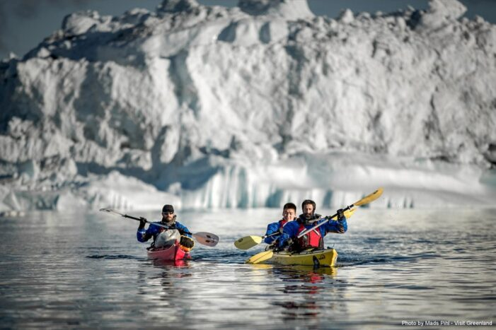 2 Day Hiking and Kayaking Adventure | Ilulissat | Disko Bay