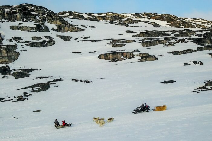2 Hours of Dogsledding | Ilulissat