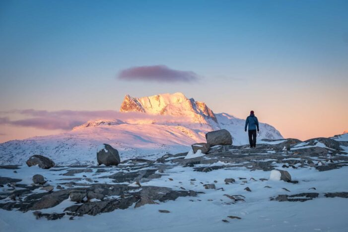 5-Day Package | Nuuk In The Winter | West Greenland