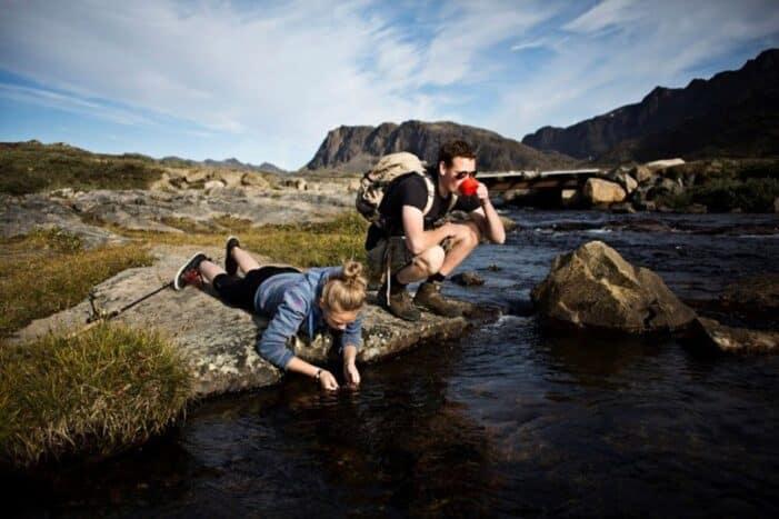 Arctic Circle Trail hike | Sisimiut