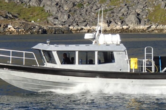 Boat charter | Nuuk | West Greenland