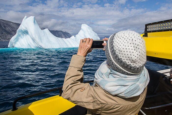 Boat charter | Open Boat | Qasigiannguit | Disko Bay