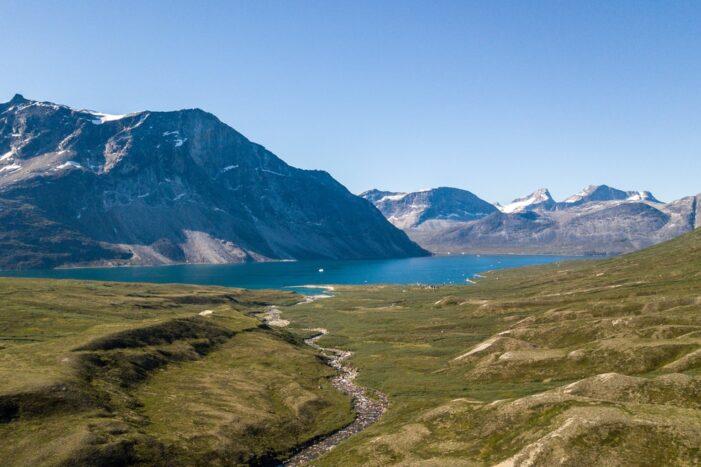 Båd tur til Qooqqut Bygden | Nuuk