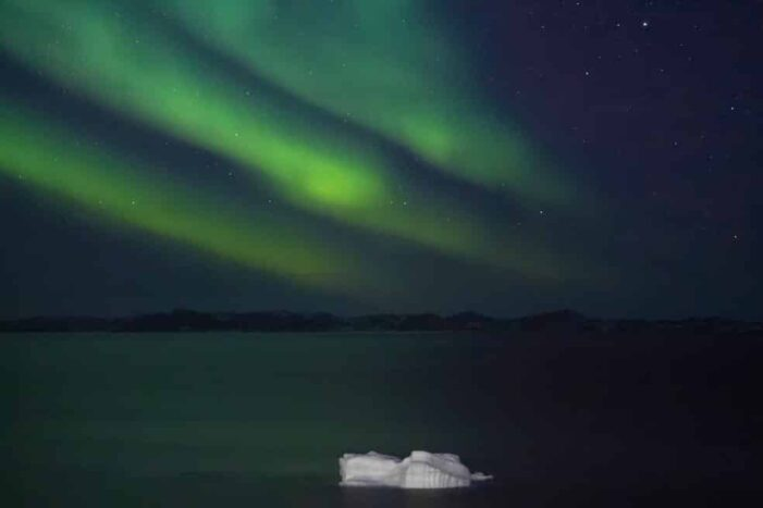 Chasing Northern Lights At Sea | Nuuk