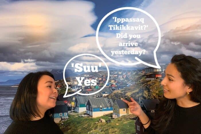 Crash Course in Greenlandic | Ilulissat