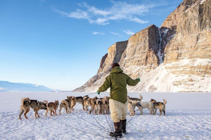 Dogsledding – 2 hours | Uummannaq | North Greenland