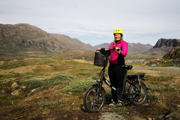 E-bike Explore The Wilderness | Sisimiut