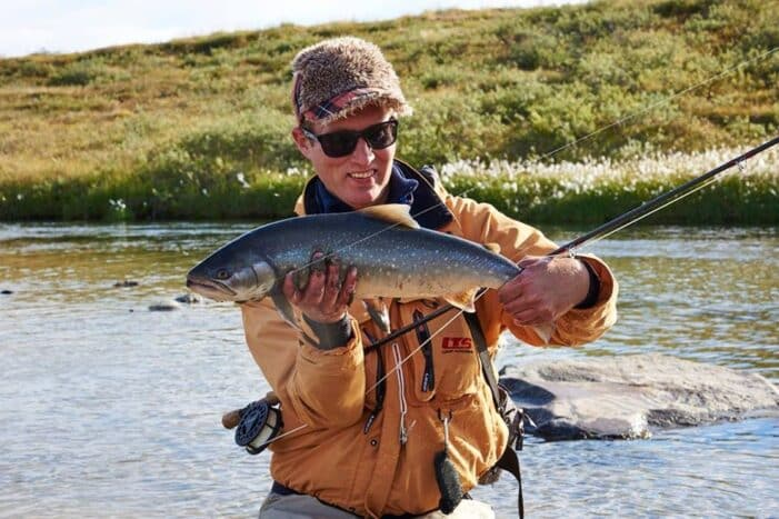 Grand Fly Fishing Adventure | Nuuk