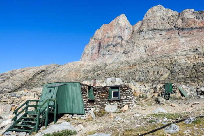 Hike to Santas' Cabin | Uummannaq | North Greenland