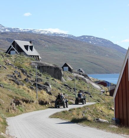 Kapisillit Bygdetur | Nuuk