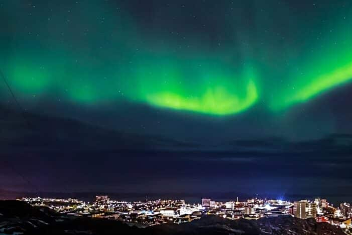 Northern Lights Photography | Ilulissat | Disko Bay
