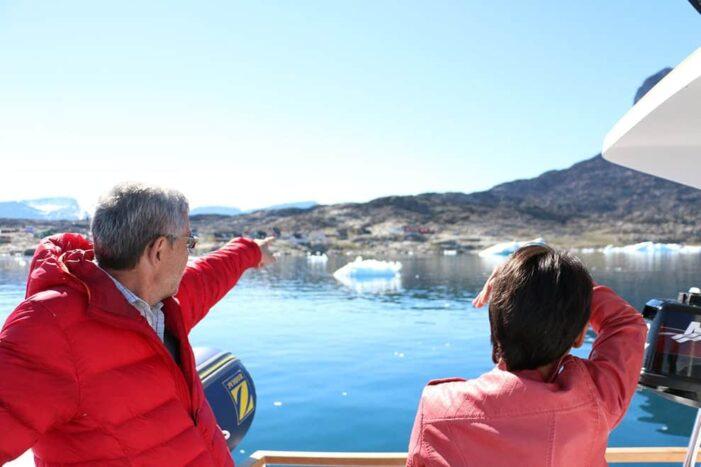 Qarajaq Glacier | Private tour | Uummannaq | North Greenland