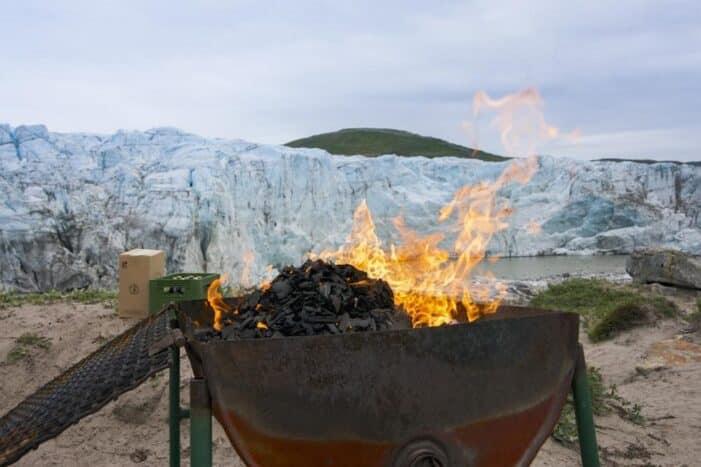 Russell Gletsjer BBQ | Kangerlussuaq | Vest Grønland