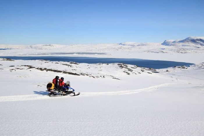 Snowmobile & Snowshoe adventure | Ilulissat | Disko Bay