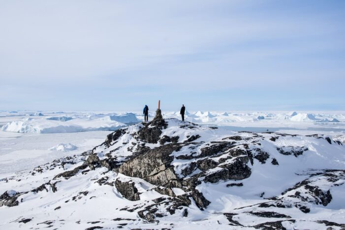 The Ultimate 8-day Arctic Winter Adventure | Ilulissat | Disko Bay