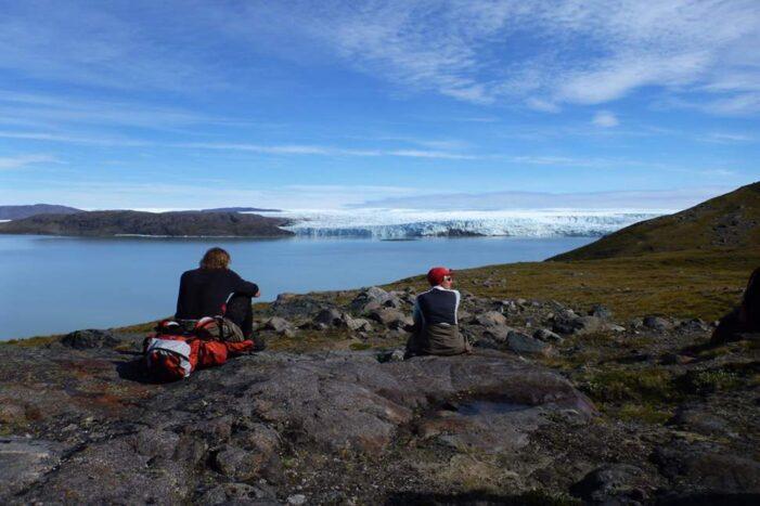 Trekking to Iceberg Lake | Kangerlussuaq