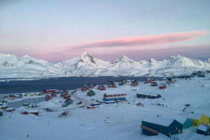 Village Adventure In Winter | Ammassalik Island | East Greenland