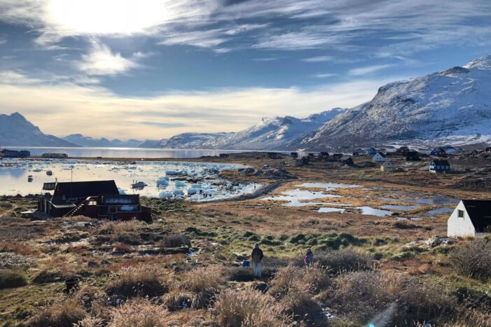 Abandoned Settlement tour to Qoornoq | Nuuk