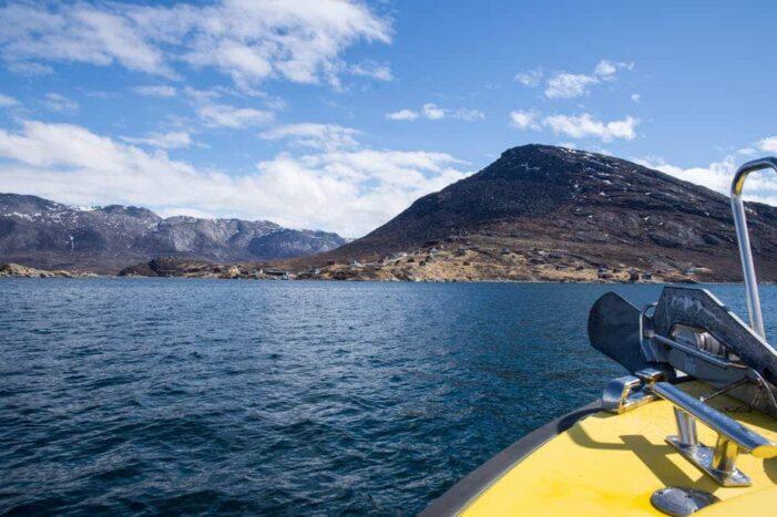Isfjords vandring | Besøg bygden Kapisillit | Nuuk