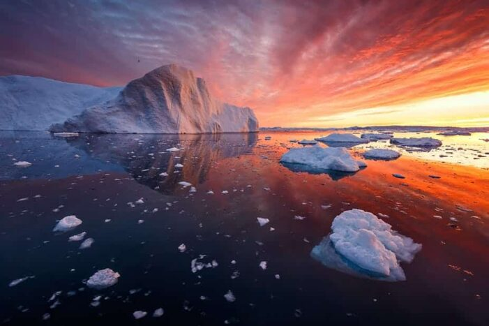 Arctic Nights Photography Workshop | Ilulissat | Disko Bay