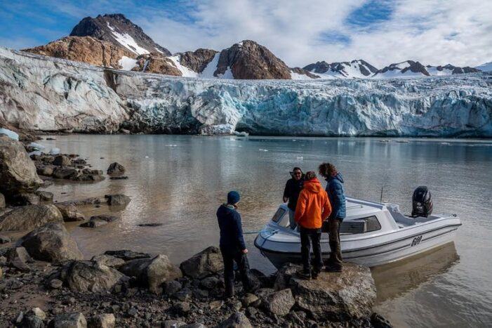 Arctic Wilderness Expedition | East Greenland