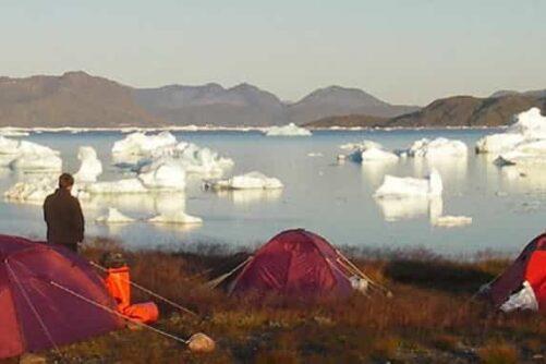 Cykling, vandreture og kajaksejlads | Sydgrønland
