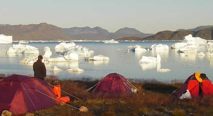 Biking, hiking & kayaking | South Greenland