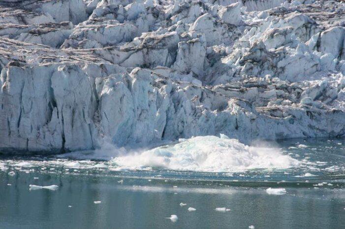 Boat tour to Apusiaajik Glacier & Kuummiit Settlement | East Greenland