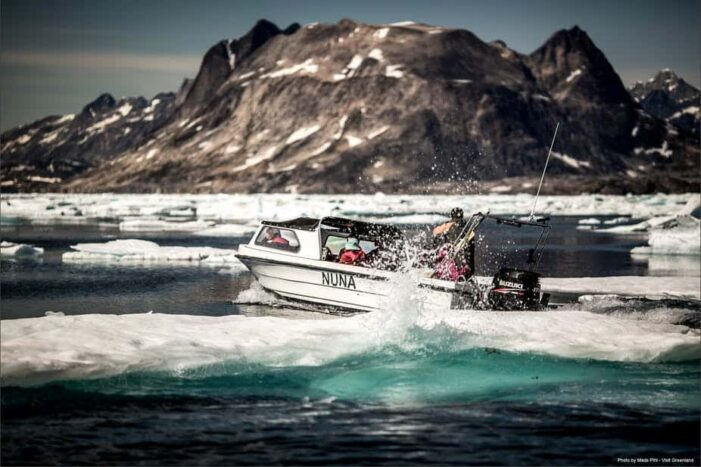 Boat Transfer between Kulusuk and Tasiilaq | East Greenland