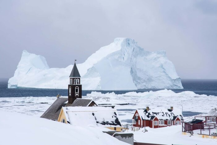 Choose your own Winter Adventure | Ilulissat | 4 Days