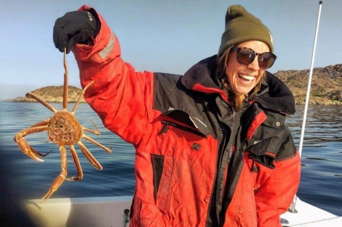 Fisk efter torsk og snekrabbe | Sisimiut