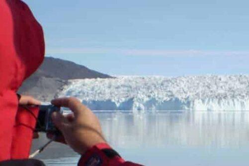 Dagstur til Eqi Gletsjer | Ilulissat | Diskobugten