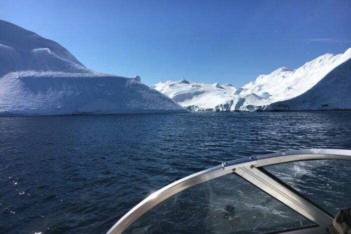 Eqi Glacier Boat Tour | Ilulissat | Disko Bay