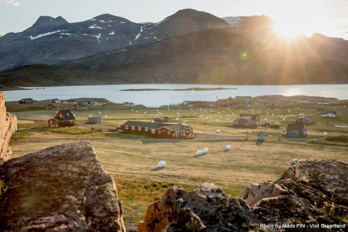 Experience The Fascinating Igaliku Settlement | Private tour | Qaqortoq | South Greenland