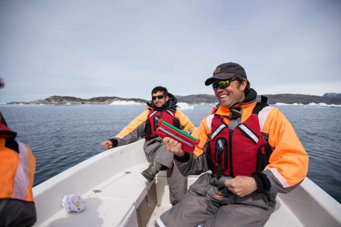Fisketur | Ilulissat | Diskobugten