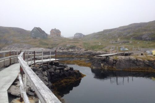 Ghost Settlement | Kangeq | Nuuk
