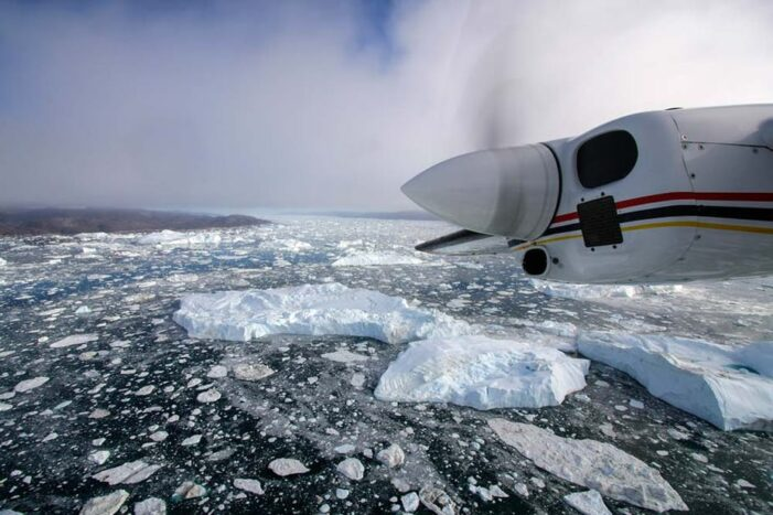 Glacier & Icefjord Flightseeing | Ilulissat | Disko Bay