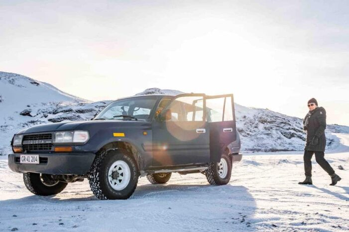 Grand Sightseeing Adventure | Kangerlussuaq | West Greenland