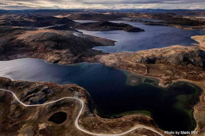 Greenland Icecap & Blue Lakes | Kangerlussuaq