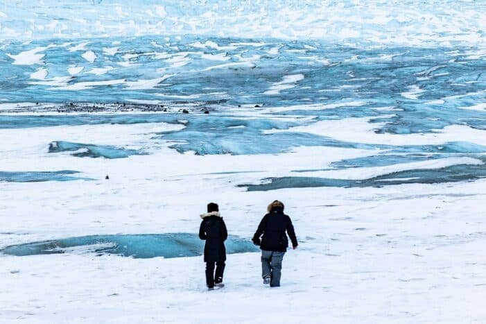 Greenland Icecap expedition | Point 660 | Kangerlussuaq