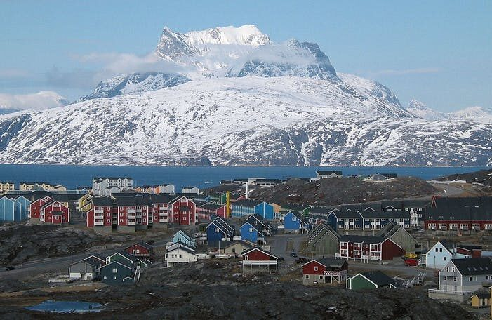 Heart of Greenland | The Capital Nuuk