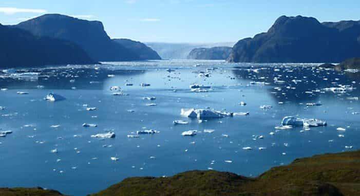 Hike and Kayaking | South Greenland