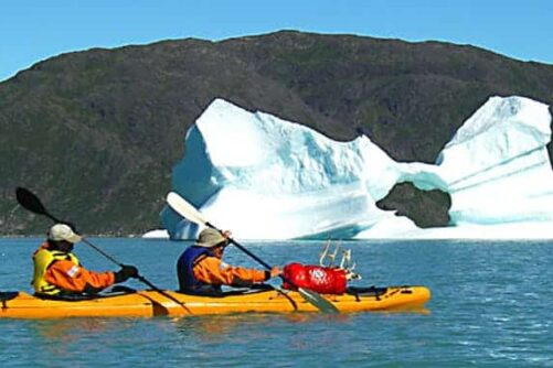 Hike and Kayaking | South Greenland