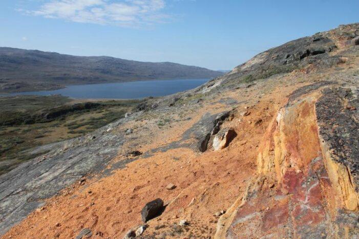 Hike To Garnet Rock | Kangerlussuaq | West Greenland
