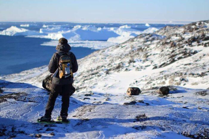 Icefjord Snowshoe Hike | Ilulissat | Disko Bay