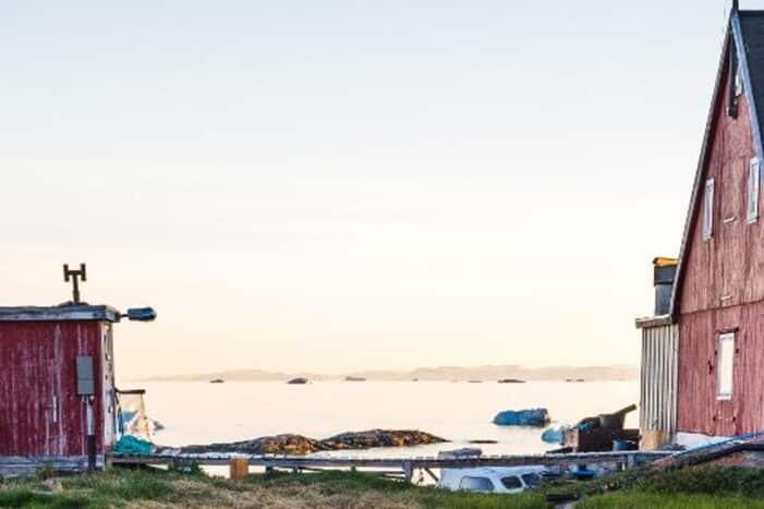 Kaffemik in Ilimanaq | Ilulissat | Disko Bay