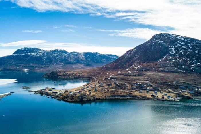 Kapisillit Settlement Visit | Nuuk