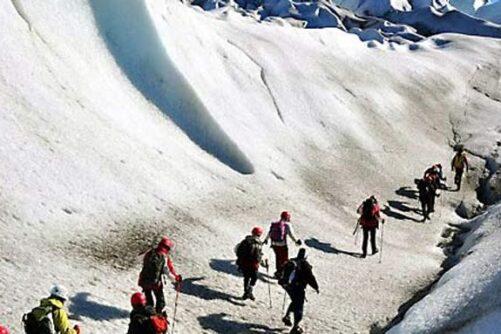 Kajak og vandring på indlandsisen | 15 dage | Sydgrønland