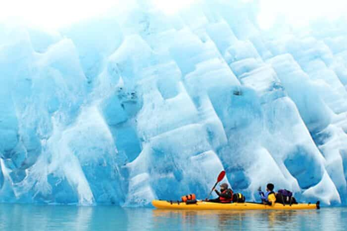 Kayak & Ice Hike | 8 Days | South Greenland